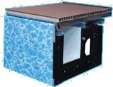 Flexpool - Aynı Kotta Gizli Taşmalı Havuz Kompanent