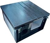 Flexpool - Bazalt Granit Izgarasız Kenar