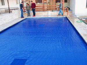 Flexpool Entegre Havuz Örtüsü