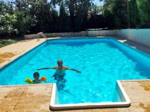 Flexpool Skimmerli Sistem Havuz